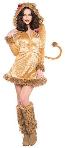 Löwin Kostüm Damen -
