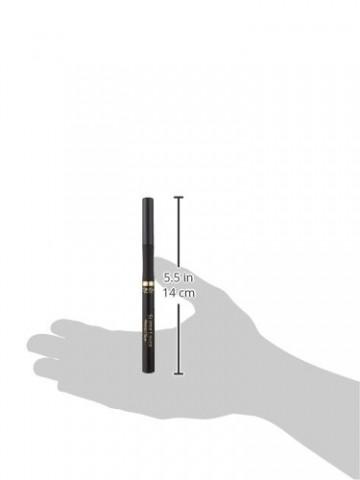 L'Oréal Paris Super Liner Perfect Slim, Intense Black – ultra-präziser Eyeliner mit spezieller Filzspitze und einer intensiven, langanhaltenden Farbe, 1er Pack (1 x 2 ml) -