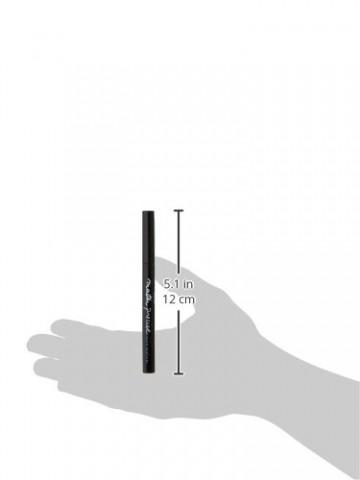 Maybelline New York Eyeliner Master Precise Liquid Liner Schwarz / Flüssiger Eyeliner 000 Black (präziser Lidstrich,ohne Austrocknen, ) 1 x 9 g -