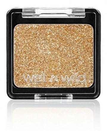 wet n wild Color Icon Glitter Single Brass, 1er Pack (1 x 2 g) -