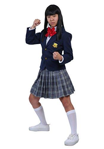 Frauen Kill Bill Gogo Yubari Kostüm - XS - 1