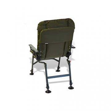 CarpOn Stuhl extra Heigh Camping Einstellbar Carp Fishing Chair 130kg - 2