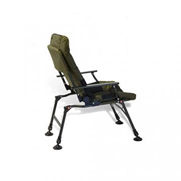 CarpOn Stuhl extra Heigh Camping Einstellbar Carp Fishing Chair 130kg - 3