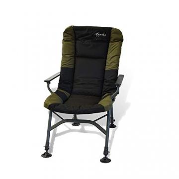 CarpOn Stuhl extra Heigh Camping Einstellbar Carp Fishing Chair 130kg - 4