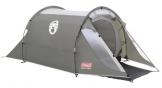 Coleman Zelt Coastline Compact 2, 2 Mann Zelt, 2 Personen Tunnelzelt, Campingzelt, Familienzelt mit Vorzelt, wasserdicht WS 3.000mm - 1