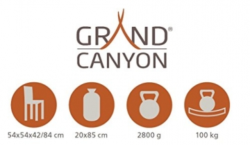 Grand Canyon Director Chair Grey - 2