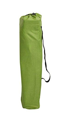 Meerweh Erwachsene Faltstuhl Deluxe XXL mit Getränkehalter und Flaschenöffner Relaxstuhl Campingstuhl Anglerstuhl, gr&uumln - 4
