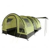 10T Zelt Devonport 5 Mann Campingzelt wasserdicht 5000mm Tunnelzelt Familienzelt Bodenwanne Wohnraum - 1