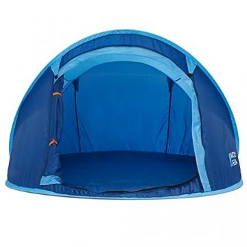 Active Era™ Wurfzelt für 2 Personen - Zelt mit Belüftung und praktischer Tragetasche | Perfektes Pop Up Zelt für Festivals und Camping Trips - 3