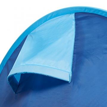 Active Era™ Wurfzelt für 2 Personen - Zelt mit Belüftung und praktischer Tragetasche | Perfektes Pop Up Zelt für Festivals und Camping Trips - 5