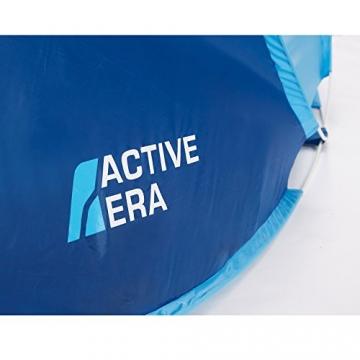 Active Era™ Wurfzelt für 2 Personen - Zelt mit Belüftung und praktischer Tragetasche | Perfektes Pop Up Zelt für Festivals und Camping Trips - 8