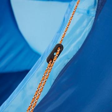 Active Era™ Wurfzelt für 2 Personen - Zelt mit Belüftung und praktischer Tragetasche | Perfektes Pop Up Zelt für Festivals und Camping Trips - 9