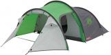 Coleman Zelt Cortes 3 Personen, 3 Mann Zelt, Tunnelzelt, Festivalzelt, leichtes Trekkingzelt mit Vorzelt, wasserdicht WS 2.000mm - 1