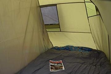Coleman Zelt Galileo 5, 5 Mann Zelt, 5 Personen Tunnelzelt, Campingzelt, Familienzelt mit Vorzelt, wasserdicht WS 3.000mm - 13