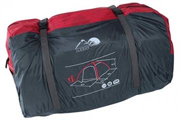 Crivit 2-Personen Zelt, aufblasbar, incl. Tasche - 2