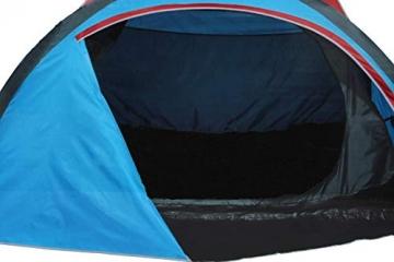 Crivit 2-Personen Zelt, aufblasbar, incl. Tasche - 5