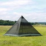 DD hammocks Pyramidenzelt, Innenzelt Moskitonetz, superleicht - 1