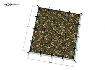 DD Tarp MC Camo 3 x 3 m - 5