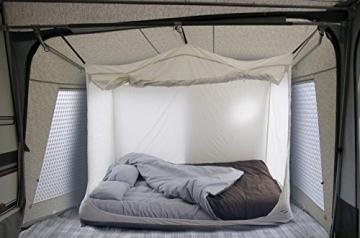 Euro Trail Schlafkabine für Erker 200 x 135 cm - 1