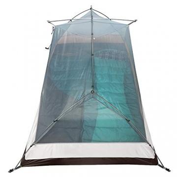 Forceatt Zelt 2 Personen Camping Zelt, 2 Doors Wasserdicht & Winddicht & Insektensicher 3-4 Saison Ultraleichte Rucksack Zelt für Trekking, Camping, Outdoor. - 7