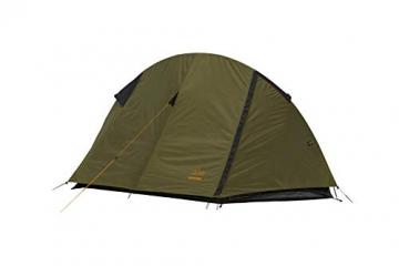 Grand Canyon CARDOVA 1 - Tunnelzelt für 1-2 Personen | Ultra-leicht, wasserdicht, kleines Packmaß | Zelt für Trekking, Camping, Outdoor | Capulet Olive (Grün) - 9