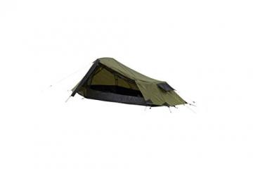 Grand Canyon Richmond 1 - Tunnelzelt für 1 Person | Ultra-leicht, wasserdicht, kleines Packmaß | Zelt für Trekking, Camping, Outdoor | Capulet Olive (Grün) - 4