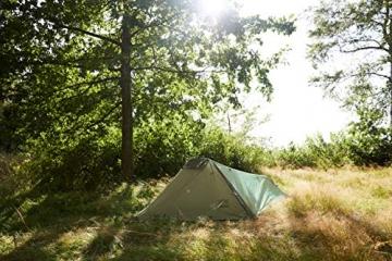 Grand Canyon Richmond 1 - Tunnelzelt für 1 Person | Ultra-leicht, wasserdicht, kleines Packmaß | Zelt für Trekking, Camping, Outdoor | Capulet Olive (Grün) - 6