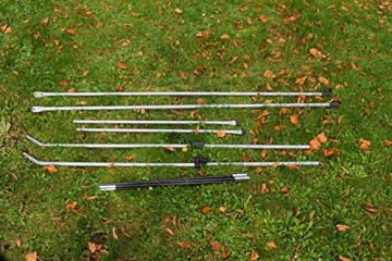 GREEN YARD Vorzelt für Wohnwagen und Wohnmobil 390 cm - 7
