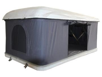 Hartschalen-Autodachzelt, GFK grau, Öffnung automatisch von Prime Tech - 6