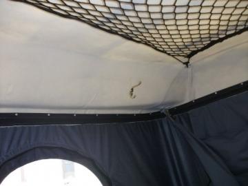 Hartschalen-Autodachzelt, GFK grau, Öffnung automatisch von Prime Tech - 7