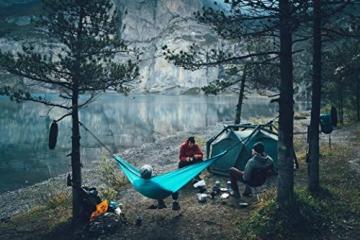 HEIMPLANET Original | THE CAVE 2-3 Personen Kuppelzelt | Aufblasbares Camping Zelt - In Sekunden errichtet | Wasserdichtes Außenzelt und Zeltboden - 5000mm Wassersäule | Keine Zeltstangen nötig | Unterstützt 1% For The Planet - 3