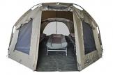 MK-Angelsport 5 Seasons Dome 3,5 Mann deluxe Zelt Karpfenzelt Angelzelt incl.Gummihammer - 1
