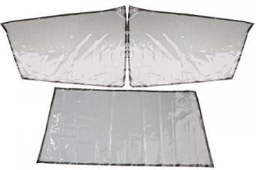 MK-Angelsport 5 Seasons Dome 3,5 Mann deluxe Zelt Karpfenzelt Angelzelt incl.Gummihammer - 5