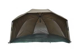 MK-Angelsport Fast Session, extra großes Brolly 1,52m x 2,47m x 1,45m (LxBxH), schnellaufbau Shelter 60 Zoll, wasserdichtes Zelt, 10.000mm Wassersäule, inkl. Zubehör - 1