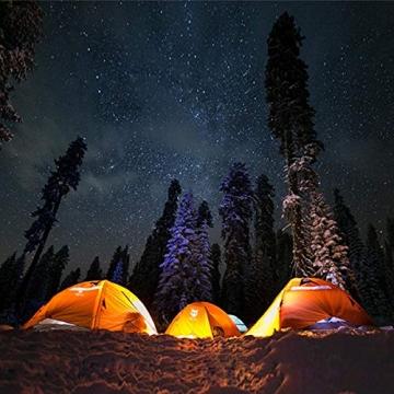 Night Cat Zelt 2 3 Personen Mann Wasserdicht Pop Up Zelt Camping Atmungsaktiv Einfache Einrichtungs für Outdoor Wandern Doppelschicht - 3