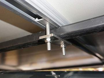 Prime Tech Autodachzelt EXTENDED 320x140x130 cm in beige - 8
