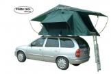 Prime Tech Autodachzelt WASTELAND 240x140x130 cm in dunkelgrün - 1