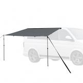 Qeedo Motor Tarp, Campingbus Sonnensegel, Camper, Wohnwagen, Sonnenschutz Campingmobil, Einfache Montage - 1