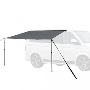 Qeedo Motor Tarp, Campingbus Sonnensegel, Camper, Wohnwagen, Sonnenschutz Campingmobil, Einfache Montage - 5