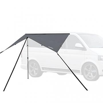 Qeedo Motor Tarp, Campingbus Sonnensegel, Camper, Wohnwagen, Sonnenschutz Campingmobil, Einfache Montage - 9