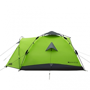 Qeedo Sekundenzelt Quick Pine 3, Campingzelt - grün - 6