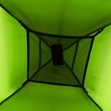 Qeedo Sekundenzelt Quick Pine 3, Campingzelt - grün - 8