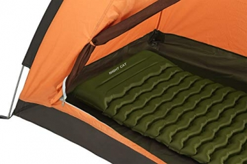 Ruckzuck Zelt 1 Personen Mann Wasserdicht Zelt Leicht Camping Atmungsaktiv Einfache Einrichtungs für Outdoor Wandern Doppelschicht - 6