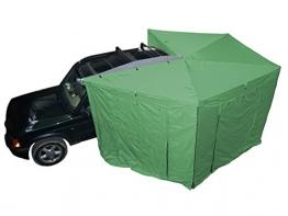 Seitenwände zu PrimeWing 270 Grad Markise grün, Autodachzelt-Zubehör - 1
