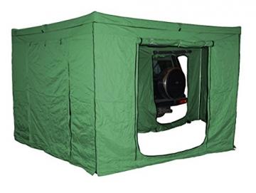 Seitenwände zu PrimeWing 270 Grad Markise grün, Autodachzelt-Zubehör - 4