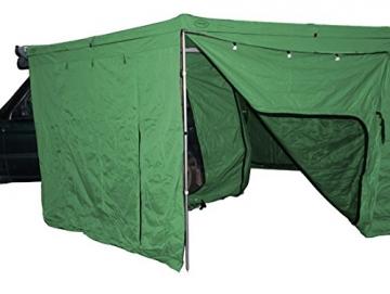 Seitenwände zu PrimeWing 270 Grad Markise grün, Autodachzelt-Zubehör - 5