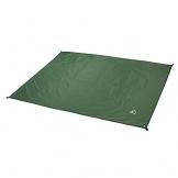Terra Hiker Camping Zelt Tarp, Outdoor Plane, wasserdichte Picknickdecke mit Tragetasche (Dunkelgrün S: 150 cm x 220 cm) - 1