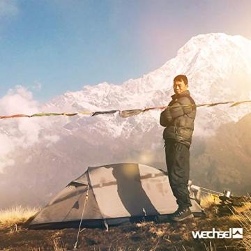 Wechsel Tents Kuppelzelt Pathfinder - Travel Line - 1-Personen Geodät Zelt - 4