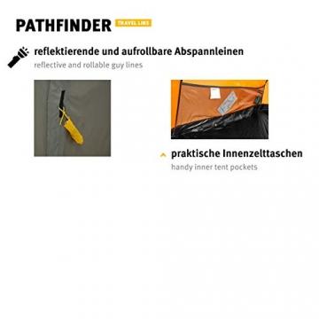 Wechsel Tents Kuppelzelt Pathfinder - Travel Line - 1-Personen Geodät Zelt - 7