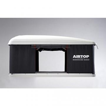 ZELT AUTODACHZELT CAMPING DACHZELT OFFROAD-SUVS AIR TOP MEDIUM CARBON ATC/02 - 3